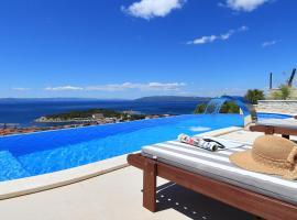 Villa Afrodita, hotel in Makarska
