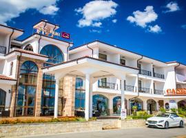 Hotel Palace Marina Dinevi, отель в Свети-Власе