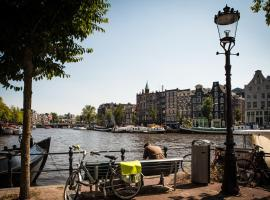 Zwanestein Canal House, holiday rental in Amsterdam