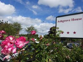 Ashgrove House Hotel, hotel en Edimburgo