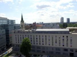 Hotel Saffron, Hotel in Bratislava