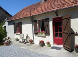 Les Deux Sapins, maison de vacances à La Châtre-Langlin