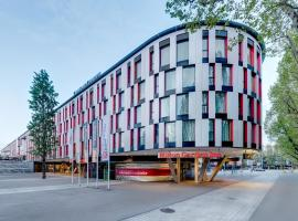 Hilton Garden Inn Stuttgart NeckarPark, hotel a Stoccarda
