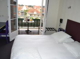 Hotel Michelet、スラック・シュル・メールのホテル