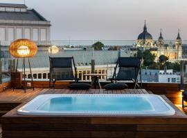 Palacio de los Duques Gran Meliá - The Leading Hotels of the World, hotel in Madrid