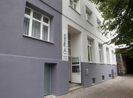 City-Pension Magdeburg, hotel in Magdeburg