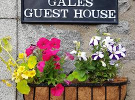 Gales Guesthouse, hotel near St Mary's Cathedral, Aberdeen