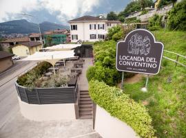 Locanda Del Conventino, hotel a Lugano