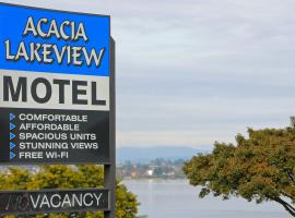 Acacia Lake View Motel, motel in Taupo