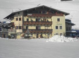 Landhaus Stefanie, golf hotel in Zell am Ziller