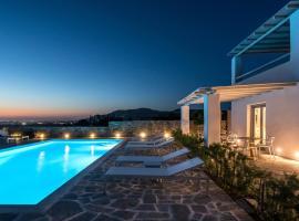 Seven Suites, hotel in Glinado Naxos