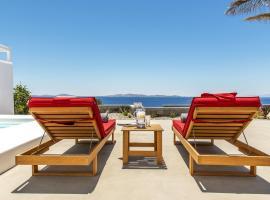 O Lofos Luxury Boutique Suites, hotel near Livada Beach, Agios Stefanos