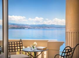 Hotel Palace Bellevue, family hotel in Opatija