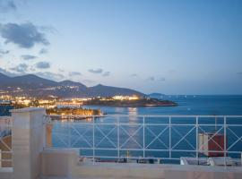 Bellevue Suites, self-catering accommodation in Agios Nikolaos