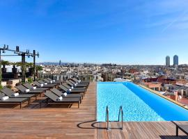 Grand Hotel Central, hotell i Barcelona