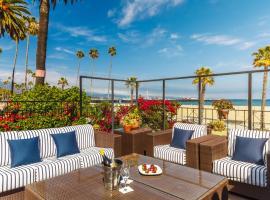 Hotel Milo Santa Barbara, hotel in Santa Barbara