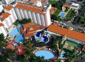 Acqua Bella Thermas Hotel, hotel em Caldas Novas