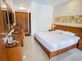Sinar Bali Hotel, hotel near Double Six Beach, Legian
