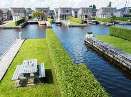 Segeln & Motorboot Resort, hotel in Heeg