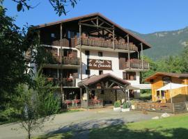 La Cascade, hotel v destinaci Aigueblanche