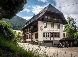 Landgasthof-Hotel-Rössle, Hotel in Oberprechtal