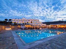 Yiannaki Hotel, hotel in Ornos