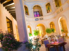 Palacio Sant Salvador, hotel en Artà