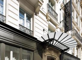 Hotel Monge, hotel near Chevaleret Metro Station, Paris