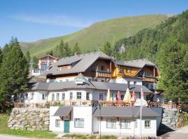 Die Nockalm, hotel in Turracher Hohe