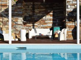 Panorama Penthouse & Studios, hotel with pools in Athens