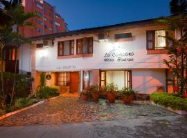 La Campana Hotel Boutique, hotel near Medellin's Museum of Modern Art, Medellín