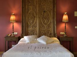 El Peiron, hotel in Sos del Rey Católico