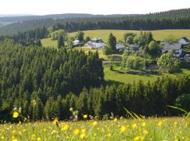 Ferienhaus zur Glocke, hotel near Kahler Asten, Winterberg