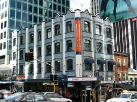 Surf 'N' Snow Backpackers, hostel in Auckland