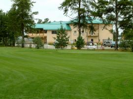 Northern Greens Resort and Conference Centre, hotel em Nipawin