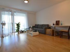 Vienna DC Living Apartment with parking on premise, hotel near Danube Island, Vienna
