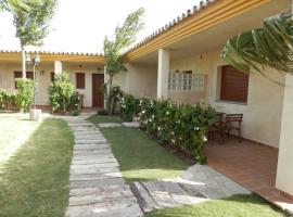Alojamiento Mesón el Pozuelo, Hotel in der Nähe von: Los Lances Beach, Tarifa