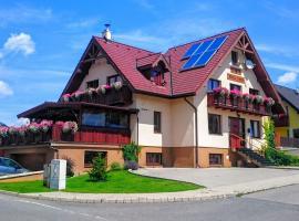 Penzión Biela Voda, hotel in Veľká Lomnica