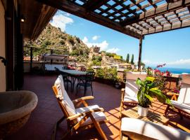 Tao Blue House, apartment in Taormina