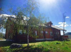 Kilpisjärven Tunturimajat, loma-asunto Kilpisjärvellä