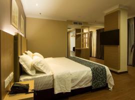 Hotel Anika, hotel in Kluang