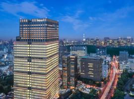 The Prince Gallery Tokyo Kioicho, a Luxury Collection Hotel, отель в Токио