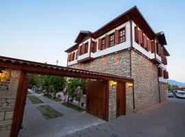 Zalifre Konakları, hotel in Safranbolu