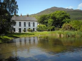 Ghan House, place to stay in Carlingford