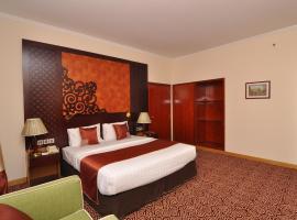 Dubai Grand Hotel by Fortune, Dubai Airport, hotel near Sahara Centre, Dubai