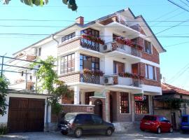 Family hotel Rose, Hotel in Pavel Banya
