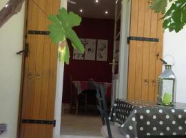 Maison du Parc, B&B in Avignon
