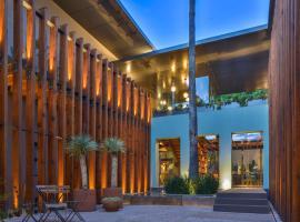 Hotel Criol, hotel 5 estrellas en Querétaro