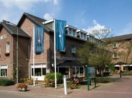 Fletcher Hotel Restaurant Bon Repos, pet-friendly hotel in Noorbeek