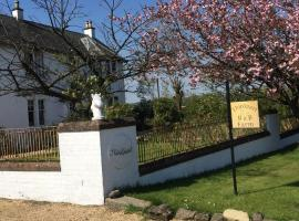 Thirdpart Farm, country house in Beith